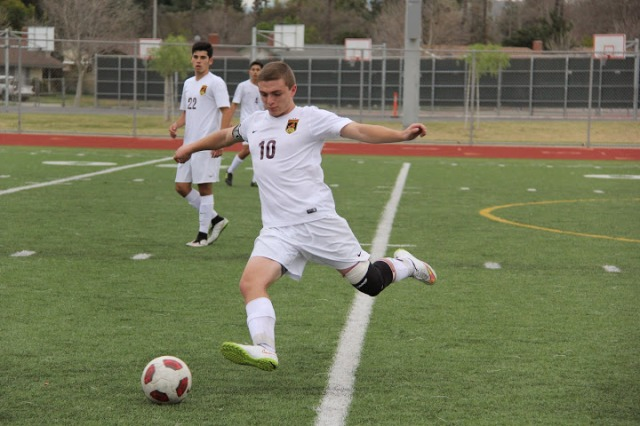 Riverside Arlington senior captain Jarom Meza started every game this season -- scoring two goals and adding two assists -- following three years of almost constant rehabilitation from hip and knee injuries.