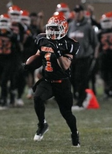 Apple Valley's Greg Sprague is the MRL's top returning running back. / PHOTO by David Pardo for Victorville Daily Press
