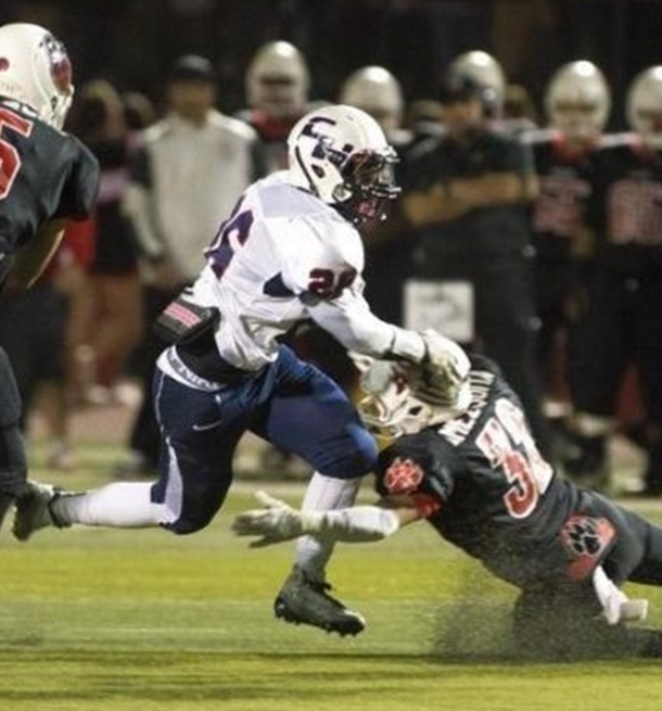 Perris Citrus Hill's Devin Floyd parlayed a  tremendous junior year into a spectacular final season.