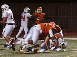 Riverside Poly's Jesse Ybarra (top) must fill a void for the Bears.