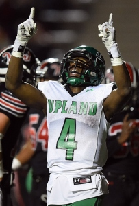 Upland's Nathan Tilford received praise for his stellar sophomore season.